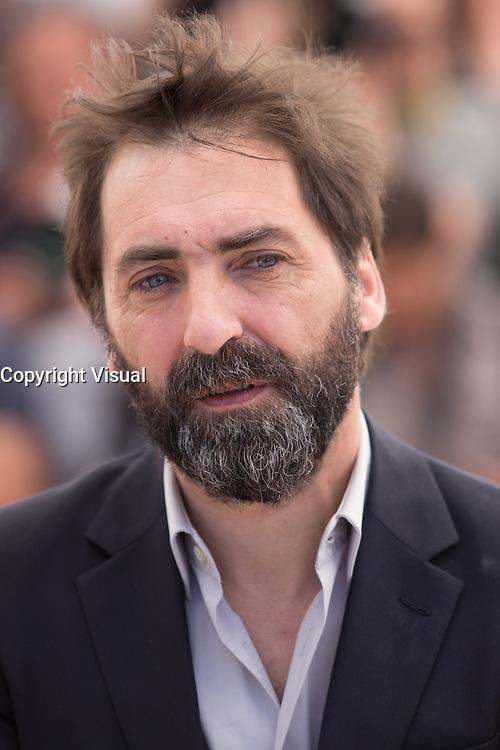 "Stefano Mordini 69Ëme Festival International du Film de Cannes. Photocall du film ""Pericle il Nero"""