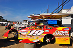 Feb 10, 2009; 3:49:21 PM; Barberville, FL, USA; UMP DIRTcar Racing Series for the 38th Annual ALLTEL DIRTcar Nationals by UNOH at Volusia Speedway Park.  Mandatory Credit: (thesportswire.net)