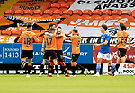 Dundee United v St Johnstone…..01.08.20   Tannadice  SPFL<br />Nicky Clark celebrates scoring his penalty<br />Picture by Graeme Hart.<br />Copyright Perthshire Picture Agency<br />Tel: 01738 623350  Mobile: 07990 594431