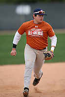 January 17, 2010:  Marc Martinez (Austin, TX) of the Baseball Factory Texas Team during the 2010 Under Armour Pre-Season All-America Tournament at Kino Sports Complex in Tucson, AZ.  Photo By Mike Janes/Four Seam Images