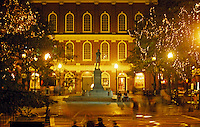 Faneuil Hall National Historic site Boston Massachusetts