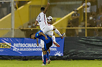 SAN SALVADOR, EL SALVADOR - SEPTEMBER 2: Miles Robinson  #12 of the United States during a game between El Salvador and USMNT at Estadio Cuscatlán on September 2, 2021 in San Salvador, El Salvador.