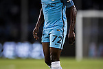 Manchester City striker Kelechi Iheanacho reacts during the match against Borussia Dortmund at the 2016 International Champions Cup China match at the Shenzhen Stadium on 28 July 2016 in Shenzhen, China. Photo by Victor Fraile / Power Sport Images