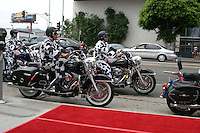 """Cows on Bikes - Atmosphere.""""Barnyard"""" Premiere.ArcLight Theaters.Los Angeles, CA.July 30, 2006.©2006 Kathy Hutchins / Hutchins Photo...."""