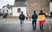 off to the race<br /> <br /> Stage 3 from Lorient to Pontivy (183km)<br /> 108th Tour de France 2021 (2.UWT)<br /> <br /> ©kramon