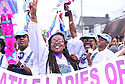 Versatile Ladies of Style during the Ladies of Class secondline, 2017