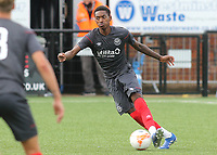 Paris Maghoma of Brentford in action during Bromley vs Brentford B, Friendly Match Football at Hayes Lane on 3rd October 2020