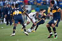 LA Galaxy  vs Boca Juniors, May 23, 2010