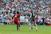St. Paul, MN - Saturday July 13, 2019 :Minnesota United FC played FC Dallas in a Major League Soccer (MLS) game at Allianz Field  Final score Minnesota United 1, FC Dallas 0