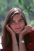 Mariel Hemingway, Ketchum Idaho, 1979