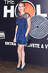12.09,2012. Celebrities attend the presentation of the new season of  'The Hole' in Theater Caser Calderon of Madrid, with La Terremoto de Alcorcon and Alex O'Dogherty. In the image Lourdes Hernandez, Russian Red (Alterphotos/Marta Gonzalez)