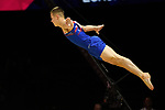 European Championships Glasgow 12th August 2018. Individual Apparatus Finals .KARNEJENKO Pavel GBR
