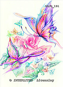 Marie, REALISTIC ANIMALS, REALISTISCHE TIERE, ANIMALES REALISTICOS, paintings+++++,USJO191,#A# ,Joan Marie , butterfly