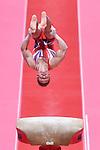 Gymnastics World Championships Mens Qualifications  25.10.15. Brinn Bevan