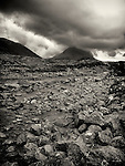 Brooding Sky over River Sligachan, Isle of Skye, Scotland
