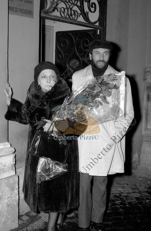 TEATRO QUIRINO   ROMA 1973