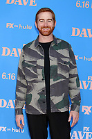 """LOS ANGELES - JUN 10:  Andrew Santino at the """"Dave"""" Season Two Premiere Screening at the Greek Theater on June 10, 2021 in Los Angeles, CA"""
