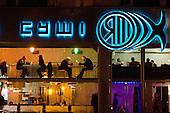 New Sushi bar in Lviv.