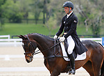 April 23, 2021: #59 Xavier Faer and rider Tim Price from New Zealand in the 5* Dressage  at the Land Rover Three Day Event at the Kentucky Horse Park in Lexington, KY on April 23, 2021.  Candice Chavez/ESW/CSM