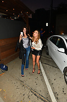 Heather Mcdonald Spotted At Craig's In Hollywood