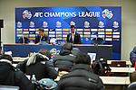 Jeonjuk Hyundai Motors vs Yokohama F.Marinos during the 2014 AFC Champions League Group G match on February 26, 2014 at the Jeonju World Cup Stadium in Jeonju, Korea Republic. Photo by World Sport Group