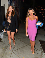 Heather McDonald And Krista Liana Spotted at Craigs In West Hollywood