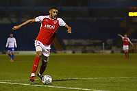 Fleetwood Town's Victor Nirennoldduring the The Checkatrade Trophy match between Bury and Fleetwood Town at Gigg Lane, Bury, England on 9 January 2018. Photo by Juel Miah/PRiME Media Images.