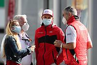 5th September 2020, Assen, Netherlands;  Rene Rast GER Audi Team Rosberg und Audi Motorsportchef Dieter Gass GER beim DTM-Lauf auf dem TT Circuit Assen NL. Copyright Thomas Pakusch