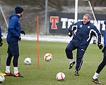 Ally McCoist shows Kris Boyd you never lose the skills