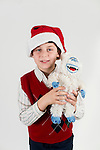 WATERBURY, CT- 10 December 2015-121015EC20-  Christmas Kids North. 8-year-old Francesco Treglia, from Thomaston, wants Hot Wheels for Christmas. Erin Covey Republican-American