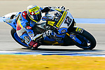 EG 0,0 Marc VDS' rider Tom Luthi of Switzerland rides during the MotoGP Official Test at Chang International Circuit on 16 February 2018, in Buriram, Thailand. Photo by Kaikungwon Duanjumroon / Power Sport Images