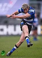 2021 Premiership Rugby Bath v Worcester Warriors Mar 20th