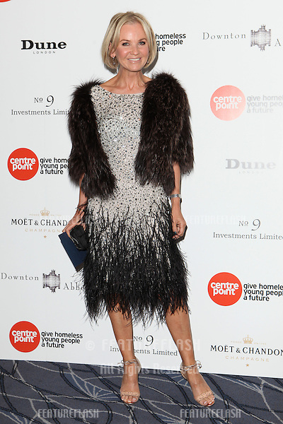 Lisa Maxwell arriving for the Downton Abbey Ball, The Savoy, London.  30/04/2015 Picture by: Alexandra Glen / Featureflash