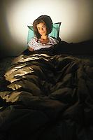 Disturbi del sonno.Sleep issues...