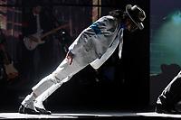 Jermaine Jackson present musical 'Forever'.