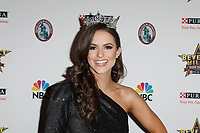 LOS ANGELES - FEB 29:  Camille Schrier, Miss America 2020 at the Beverly Hills Dog Show Presented by Purina at the LA County Fairplex on February 29, 2020 in Pomona, CA