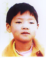 Li Yuan (8), born in Jan 1999. Missing at Yuncheng Bus Station in Shanxi Province on 02 Nov 2007.  Girls in China are increasingly targeted and stolen as there is a shortage of wives as the gender imbalance widens with 120 boys for every 100 girls..PHOTO BY SINOPIX
