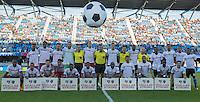 San Jose, CA - July 8, 2016: The San Jose Earthquakes were defeated 1-0 by visiting FC Dallas during a regular season Major League Soccer (MLS) match at Avaya Stadium.