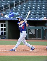 Jake Vogel - Los Angeles Dodgers 2021 spring training (Bill Mitchell)