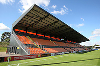 General view of the ground ahead of kick-off during Barnet vs Stevenage, Sky Bet League 2 Football at the Hive Stadium, London, England on 19/09/2015