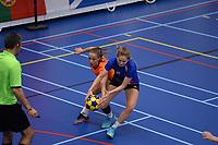 KORFBAL: LEEUWARDEN: 17-10-2018, EK Korfbal, Nederland - Tsjechië, uitslag 35-10, ©foto Martin de Jong