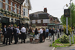 Dulwich Village, South London SE21 London UK 2008. The Crown and Greyhound Public House.