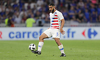 Lyon, France - Saturday June 09, 2018: Cameron Carter-Vickers during an international friendly match between the men's national teams of the United States (USA) and France (FRA) at Groupama Stadium.