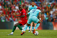 William Carvalho of Portugal and Ryan Babel of Netherlands during the UEFA Nations League Final match between Portugal and Netherlands at Estadio do Dragao on June 9th 2019 in Porto, Portugal. (Photo by Daniel Chesterton/phcimages.com)<br /> Finale <br /> Portogallo Olanda<br /> Photo PHC/Insidefoto <br /> ITALY ONLY