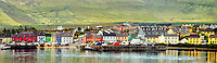 Portmagee waterfront, Ireland