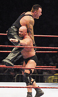 Undertaker Stone Cold Steve Austin 2002                                                                            By John Barrett/PHOTOlink