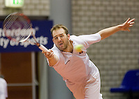 13-12-08, Rotterdam, Reaal Tennis Masters,   Michel Koning