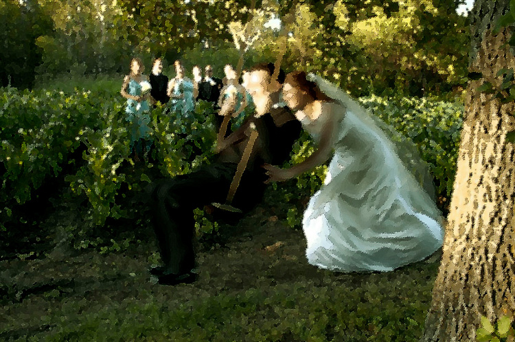 Rural Wedding Manitoba