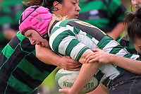 170513 Wellington Women's Club Rugby - Old Boys University v Wainuiomata