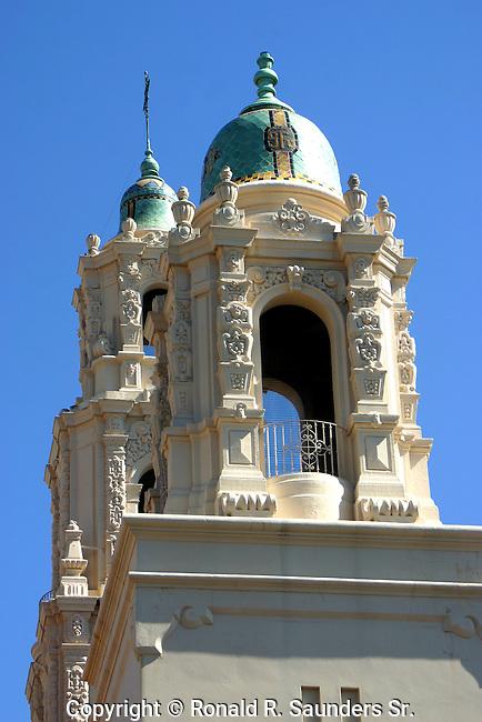 BELFRY OF ROMAN CATHOLIC CHURCH